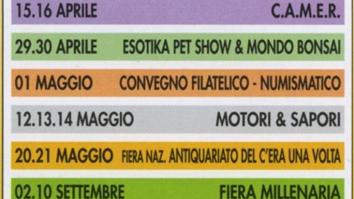 Calendario Fiere Agricole 2020.Fiera Millenaria Di Gonzaga A Gonzaga 2019 Mn