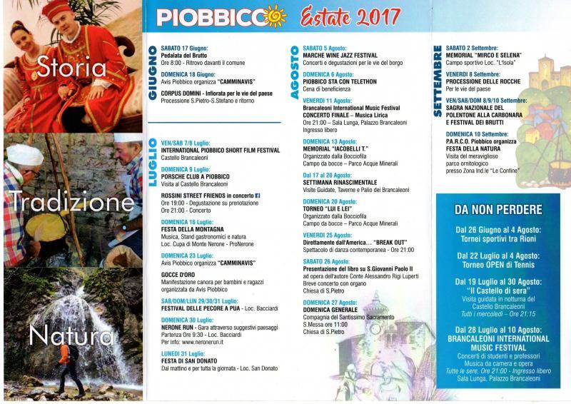 Piobbico eventi a piobbico pu 2017 marche eventi e sagre for Eventi marche 2017
