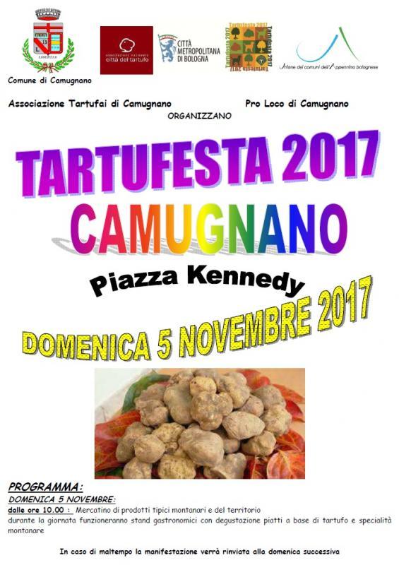 Tartufesta a camugnano bo 2017 emilia romagna eventi for Sagre emilia romagna 2017