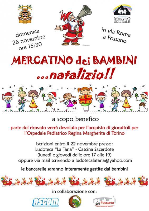 Mercatino natalizio fossano cn 2017 piemonte eventi - Mercatini piemonte oggi ...