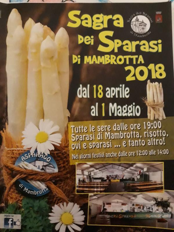 Sagra dei sparasi de mambrotta a san martino buon albergo - Mondocasashop san martino buon albergo vr ...