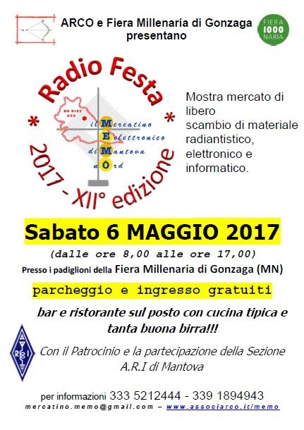 Mercatino memo gonzaga mn 2017 lombardia eventi e sagre for Gonzaga mercatino