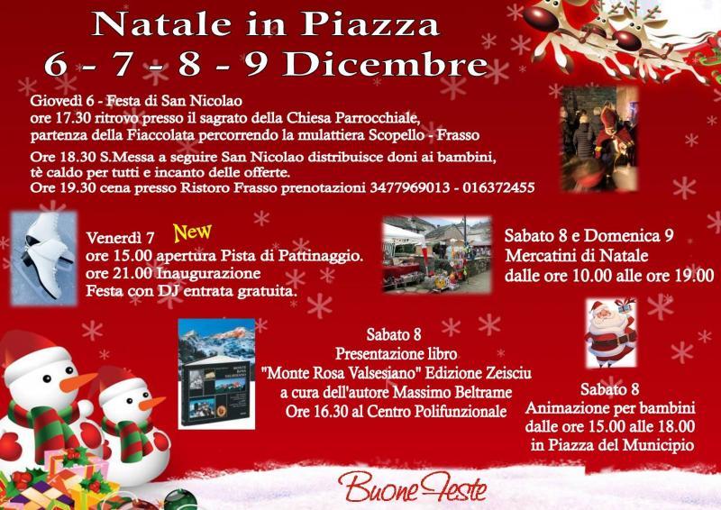 Eventi Di Natale.Eventi Di Natale A Scopello A Scopello 2019 Vc