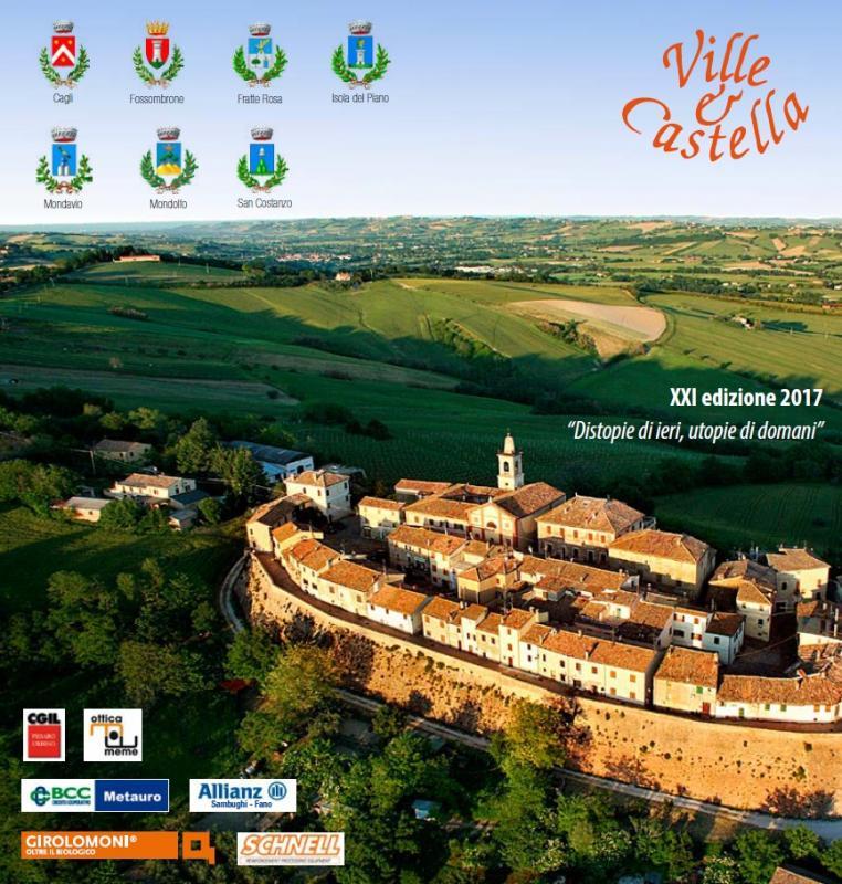 Ville e castella spiritualia pu 2017 marche for Eventi marche 2017
