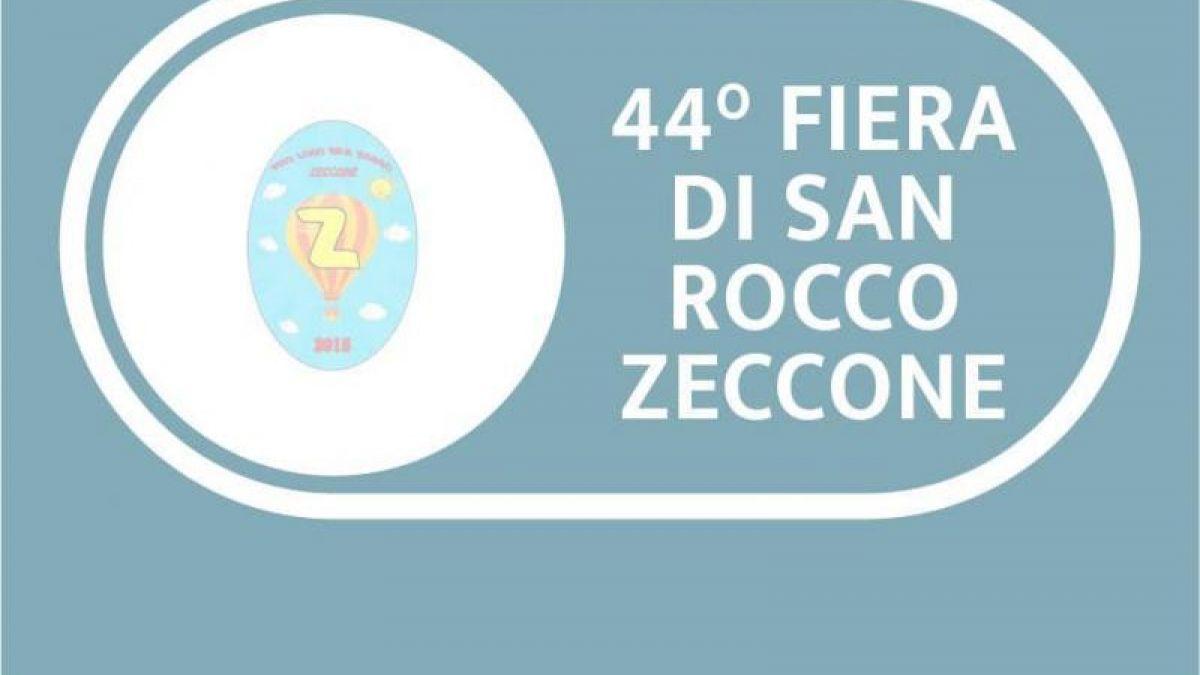 Fiera Di San Rocco a Zeccone   2019   (PV) Lombardia   eventi e sagre