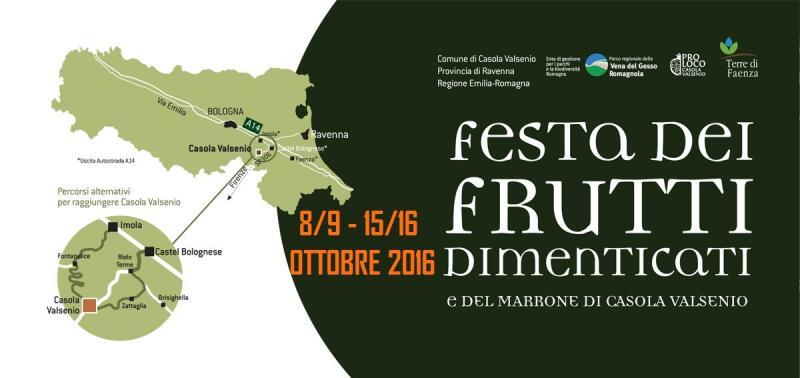 Risultati immagini per Festa dei frutti dimenticati e del marrone 2016 a Casola Valsenio