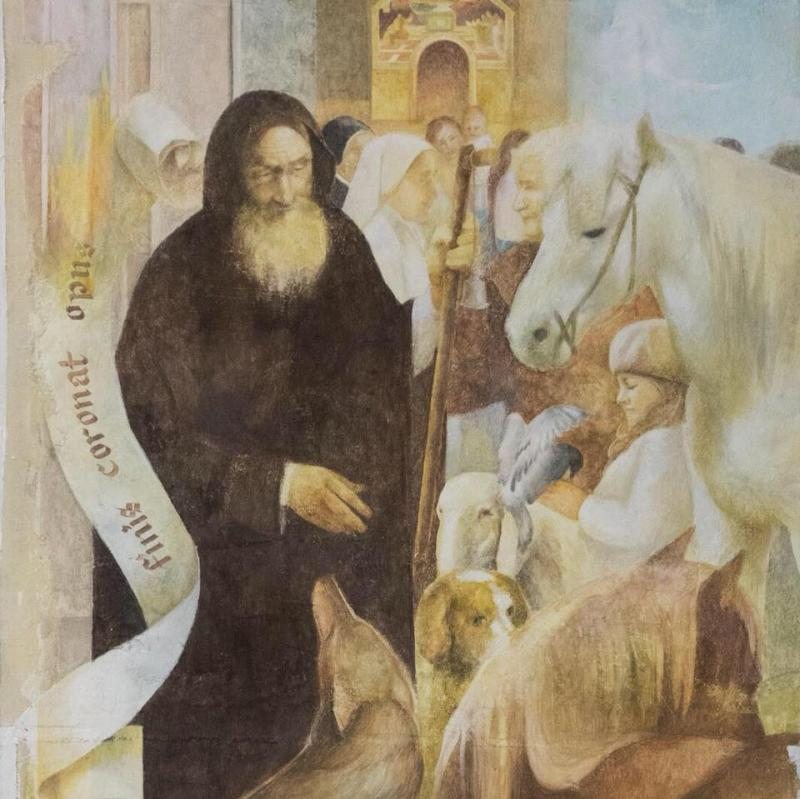Festa di san 39 antonio abate ad assisi assisi pg 2018 for Arredo bimbo sant antonio abate