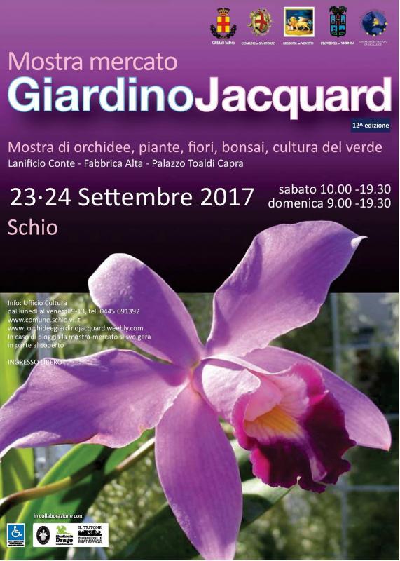 Giardino Jacquard A Schio Date 2017 Vi Veneto