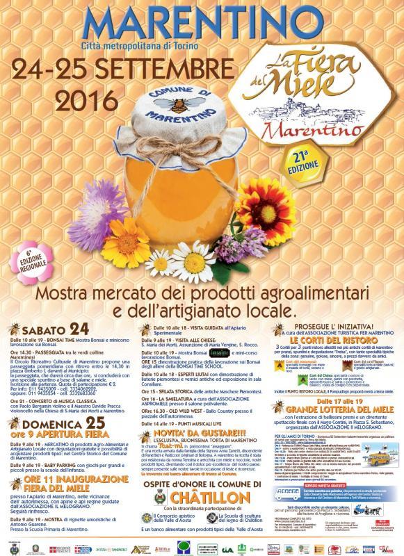 Fiera del miele a marentino marentino to 2016 piemonte for Fiere alimentari 2016