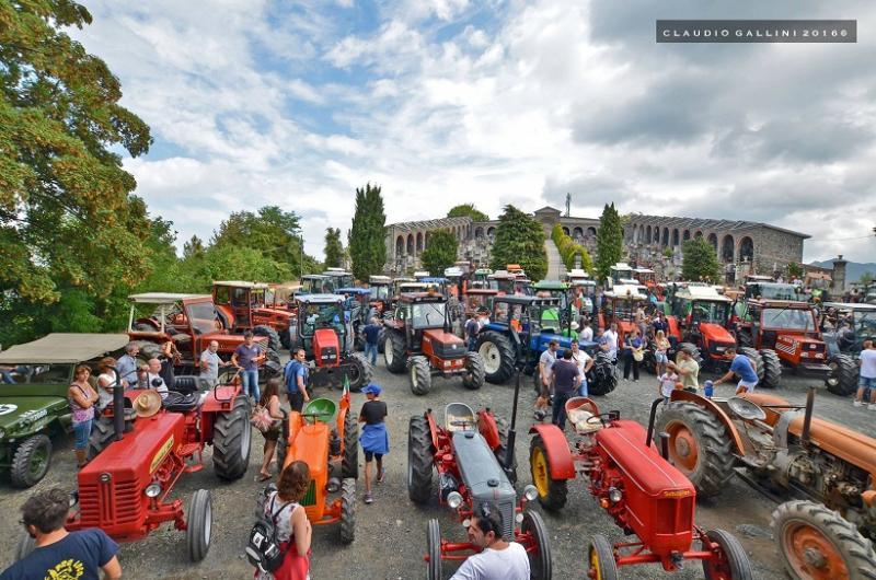 Festa dei trattori a farini 2017 pc emilia romagna for Sagre emilia romagna 2017