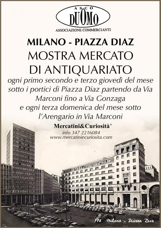 Mostra mercato di antiquariato internazionale e for Mercatini a milano oggi