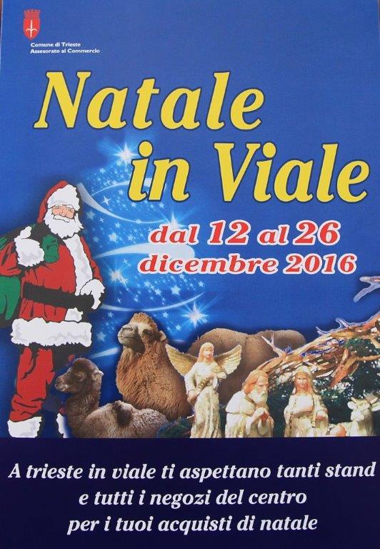 Mercatino di natale trieste ts 2016 friuli venezia for Mercatini di natale trieste