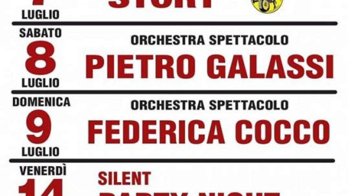 Orchestra Italiana Bagutti Calendario Serate 2019.Festa Sociale Il Quadrifoglio A Lesignano De Bagni 2019