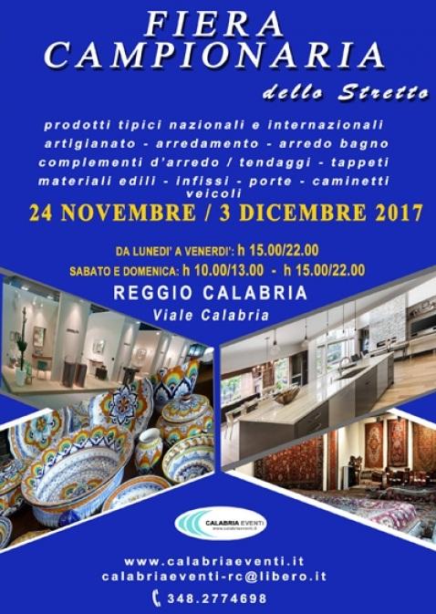 Fiera Campionaria Dello Stretto a Reggio Calabria (RC) 2017 ...