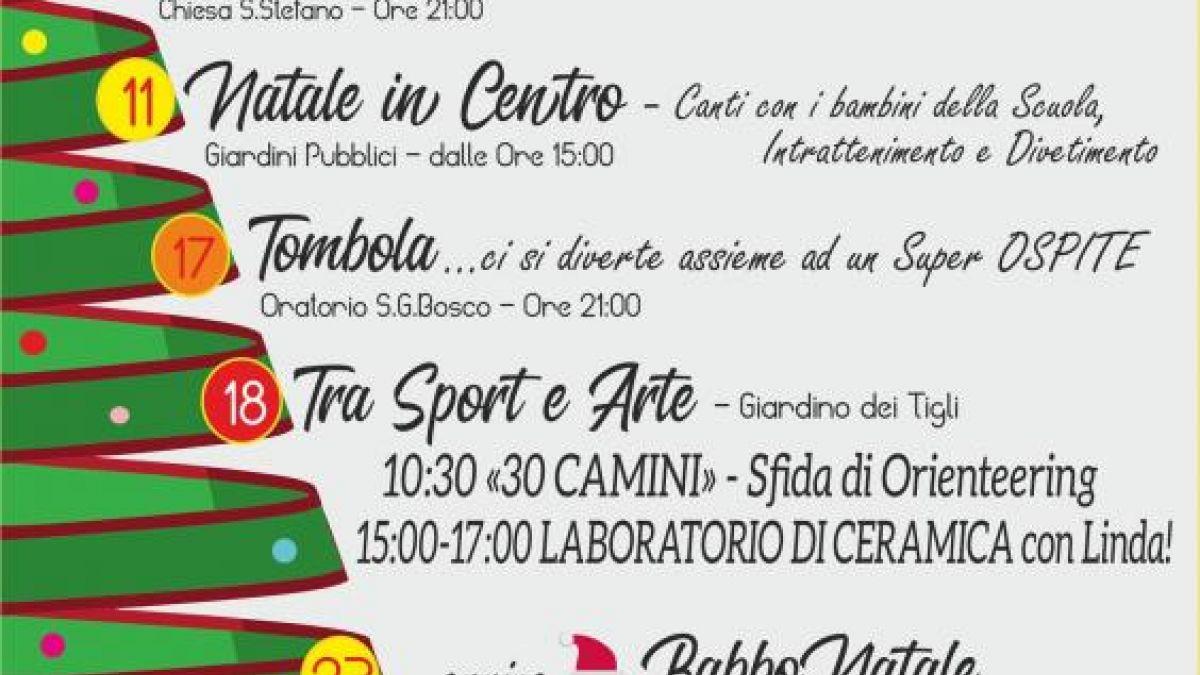 Buon Natale 7 Cervelli.Natale A Piobbico A Piobbico 2019 Pu Marche Eventi E Sagre