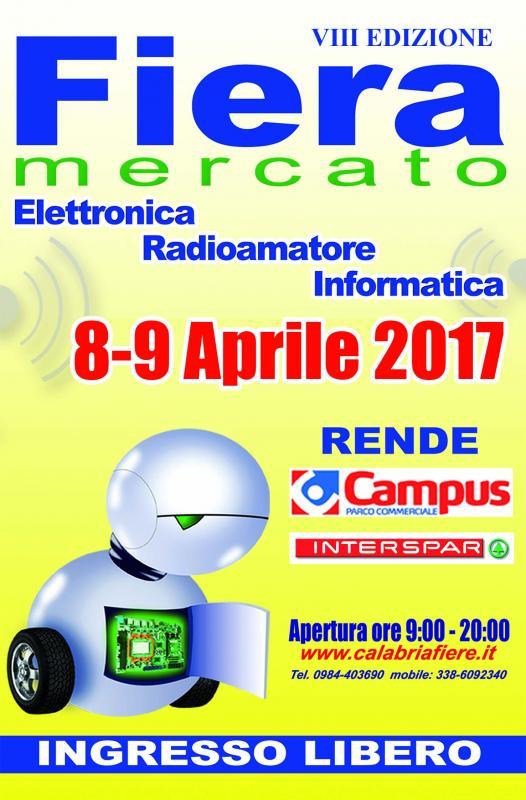 Fiere elettronica fiera dell 39 elettronica informatica e for Fiera elettronica 2017