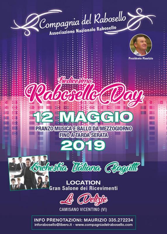 Orchestra Italiana Bagutti Calendario Serate 2019.Rabosello Day A Camisano Vicentino 2019 Vi Veneto