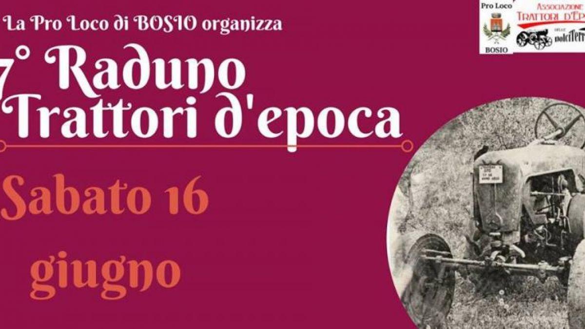 Calendario Manifestazioni Trattori D Epoca.Raduno Trattori D Epoca A Bosio 2018 Al Piemonte