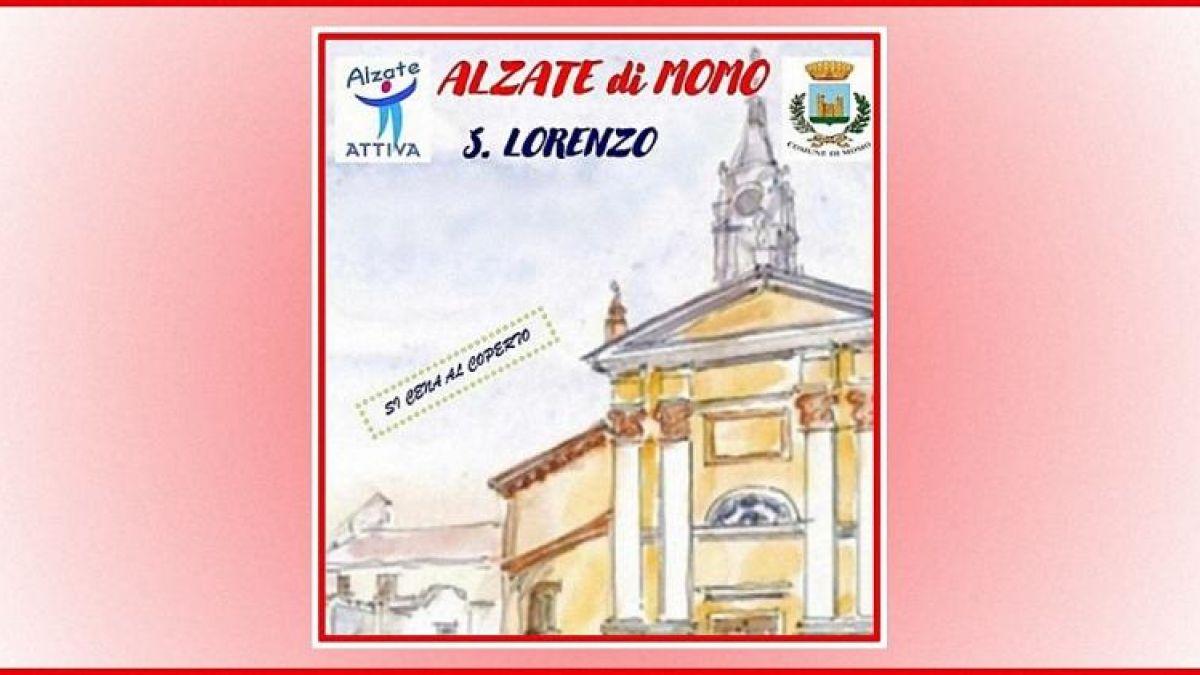 I Rodigini Calendario.Festa Patronale Di San Lorenzo A Momo 2019 No Piemonte
