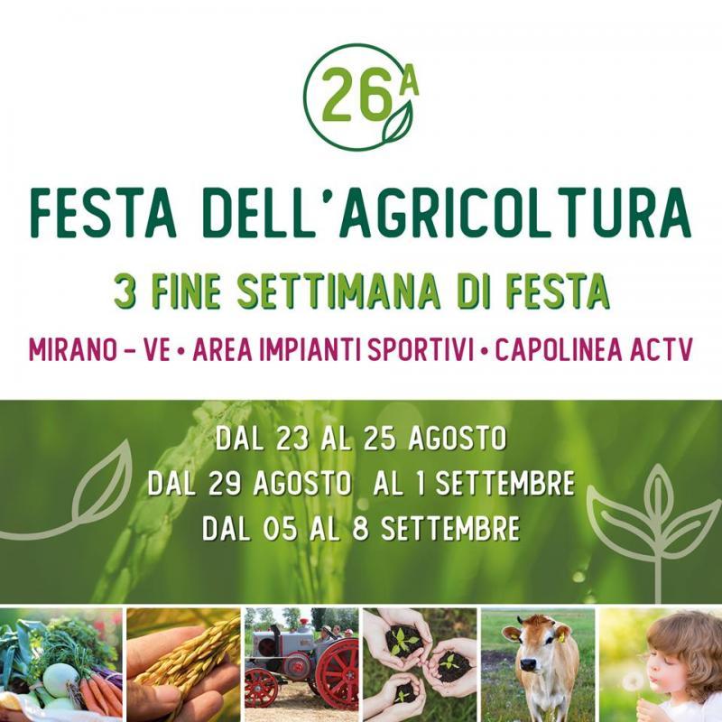 Calendario Fiere Agricole 2020.La Festa Dell Agricoltura A Mirano 2019 Ve Veneto