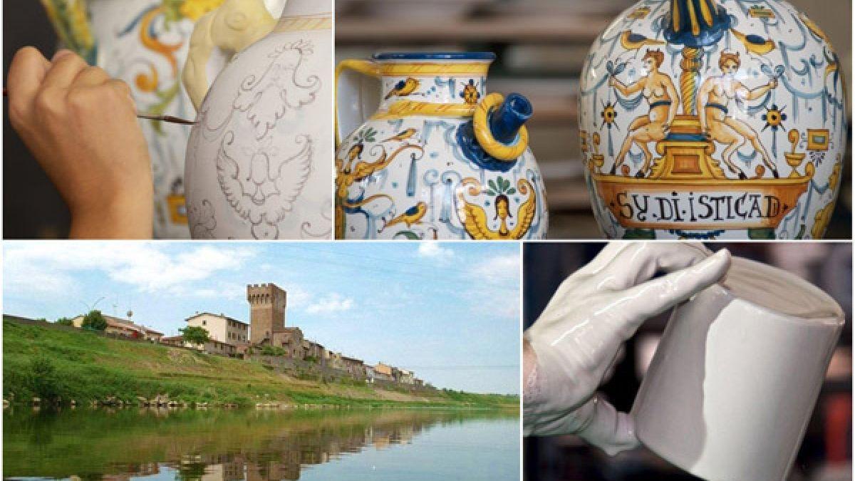 Ceramiche Toscane Montelupo Fiorentino fiera internazionale della ceramica - majolica a montelupo