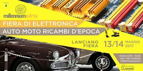 Fiera dell 39 elettronica a lanciano ch 2017 abruzzo for Fiera elettronica 2017