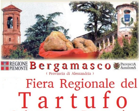 Fiera regionale del tartufo a bergamasco date 2016 al for Fiere piemonte oggi