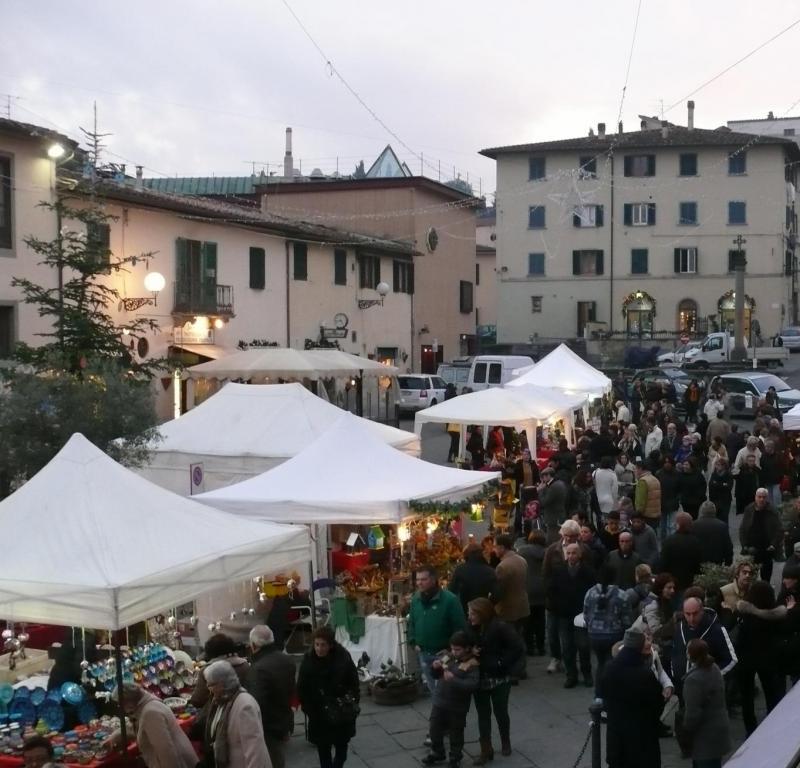Mercatino di natale di oberdrauburg signa fi 2017 for Mercatini toscana