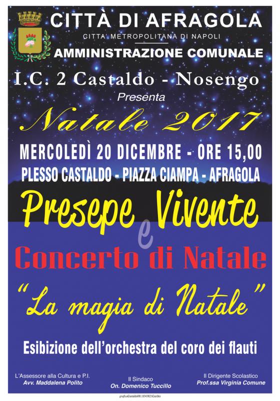 Eventi natalizi ad afragola a afragola 2017 na for Ad arredamenti afragola