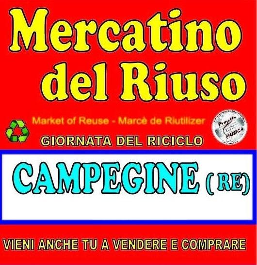 Mercatino Del Riuso   Campegine