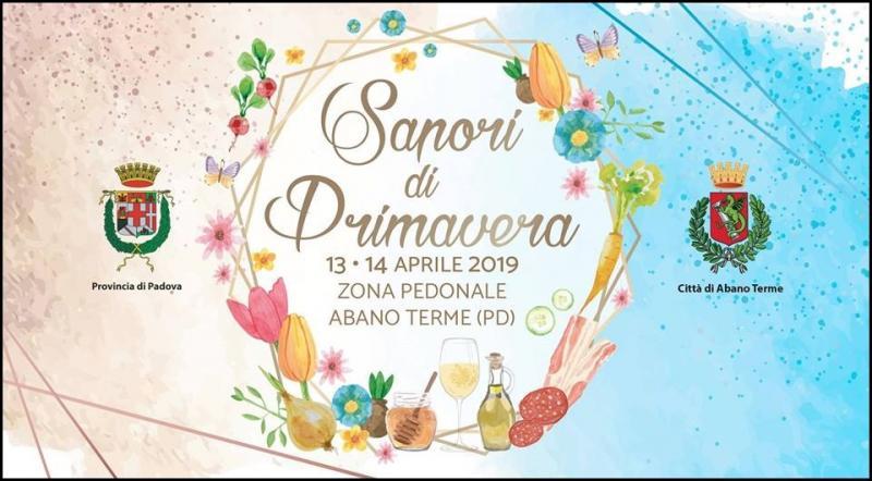 Calendario Manifestazioni Abano Terme.Sapori Di Primavera A Abano Terme 2019 Pd Veneto
