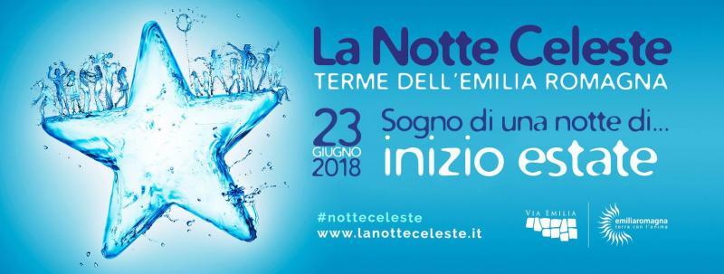 La Notte Celeste Delle Terme a Bagno Di Romagna (FC) 2018 | Emilia ...
