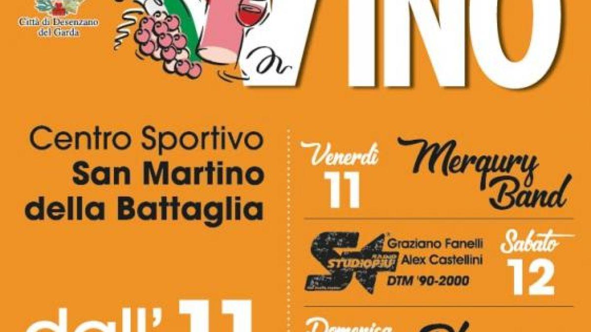 San Martino Giorno Calendario.Festa Del Vino A Desenzano Del Garda 2019 Bs Lombardia