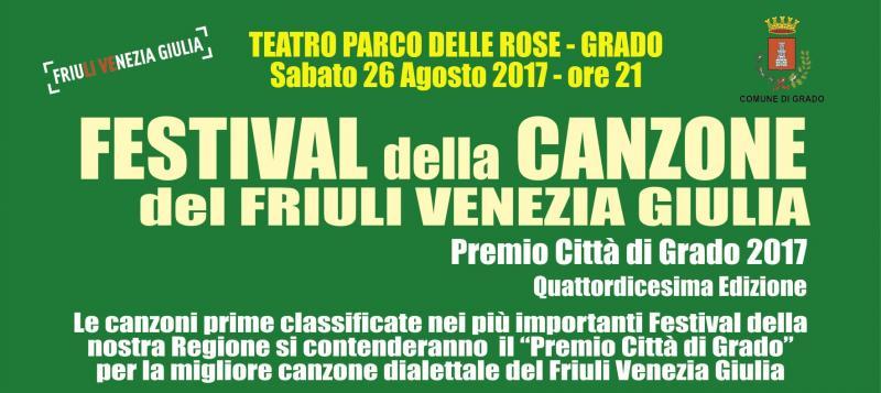 Festival regionale della canzone del friuli venezia giulia for Eventi oggi fvg