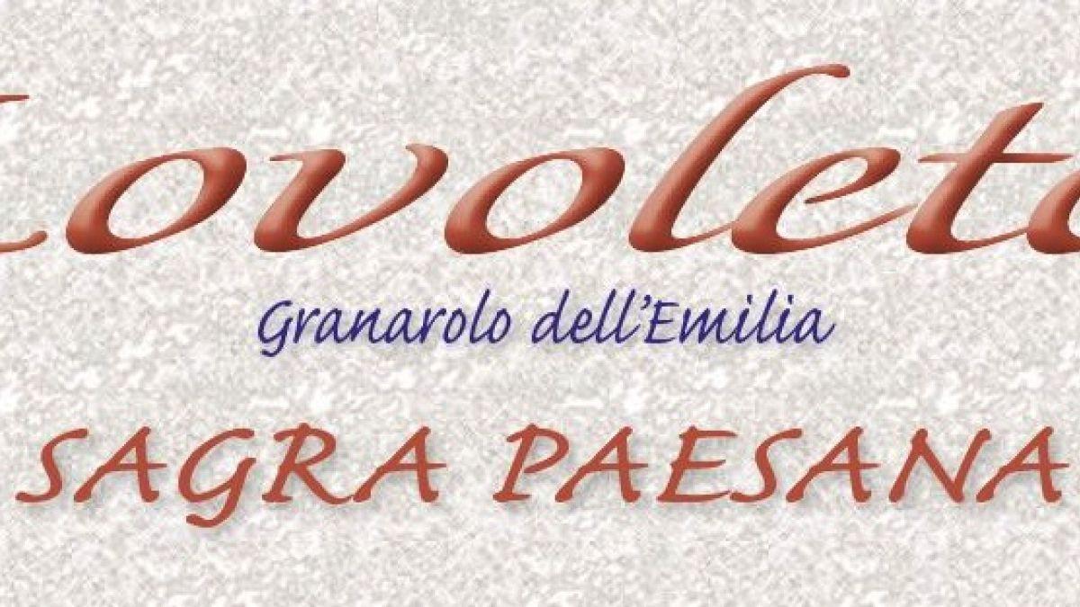 Comune Di Granarolo Dell Emilia sagra paesana di lovoleto a granarolo dell'emilia | 2019