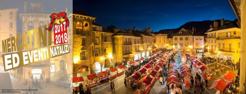Natale con noi no 2018 piemonte vb 2018 for Mercatini torino e provincia