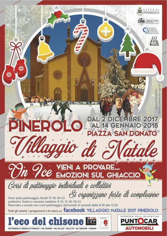 Mercatino di natale pinerolo to 2018 piemonte eventi - Mercatini piemonte oggi ...