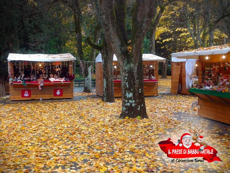 Casa Di Babbo Natale Chianciano.Mercatini Di Natale A Chianciano A Chianciano Terme 2019 Si