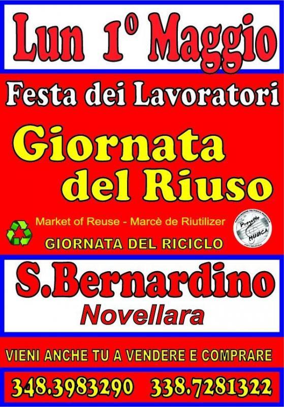 Mercatino del riuso novellara re 2017 emilia romagna - Mercatini antiquariato in romagna ...
