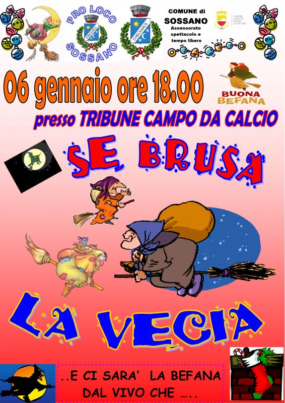 Se Brusa La Vecia a Sossano | 2018 | (VI) Veneto | eventi ...