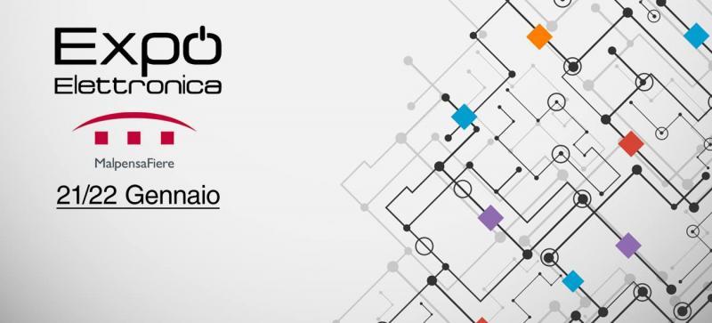 Fiere elettronica expo elettronica 21 01 2017 22 01 for Fiera elettronica 2017