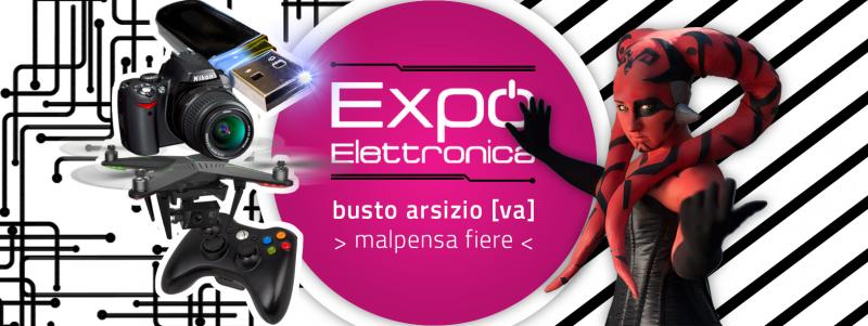 Fiere elettronica expo elettronica busto arsizio va 13 for Fiera elettronica 2017