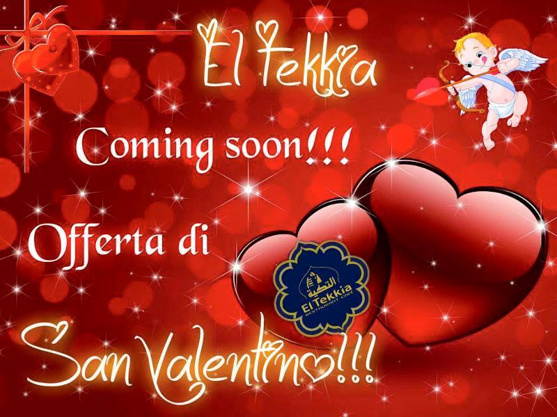 San valentino al ristorante caff el tekkia milano mi for San valentino 2017 milano