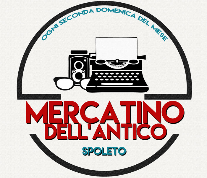 Mercatino dell 39 antico a spoleto pg 2017 umbria for Mercatini umbria oggi