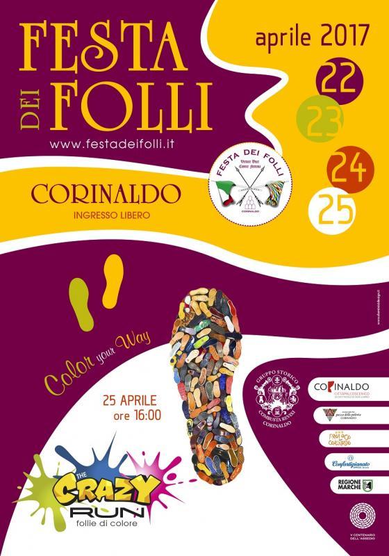 Festa dei folli corinaldo an 2017 marche eventi e sagre for Eventi marche 2017