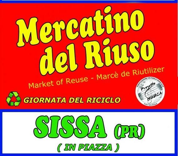 Mercatino Del Riuso   Sissa Trecasali