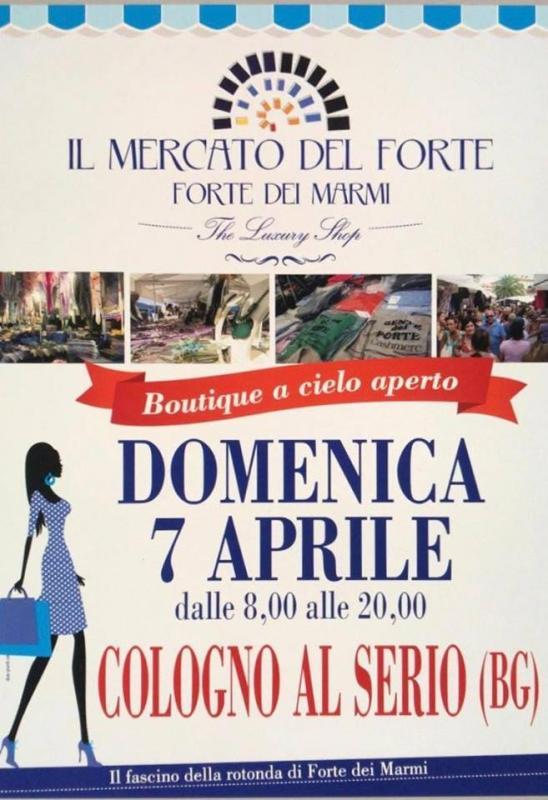 Calendario Mercato Forte Dei Marmi 2020.Il Mercato Del Forte A Cologno Al Serio 2019 Bg