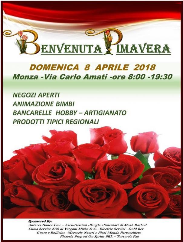 Festa Di Primavera a Monza | Date 2018 | (MB) Lombardia | eventi e sagre