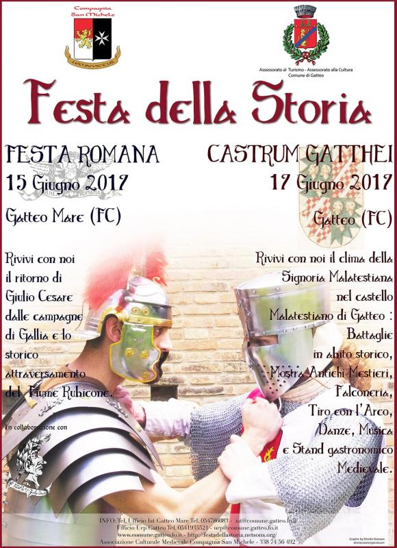 Festa romana a gatteo date 2017 fc emilia romagna for Gardini per arredare gatteo fc