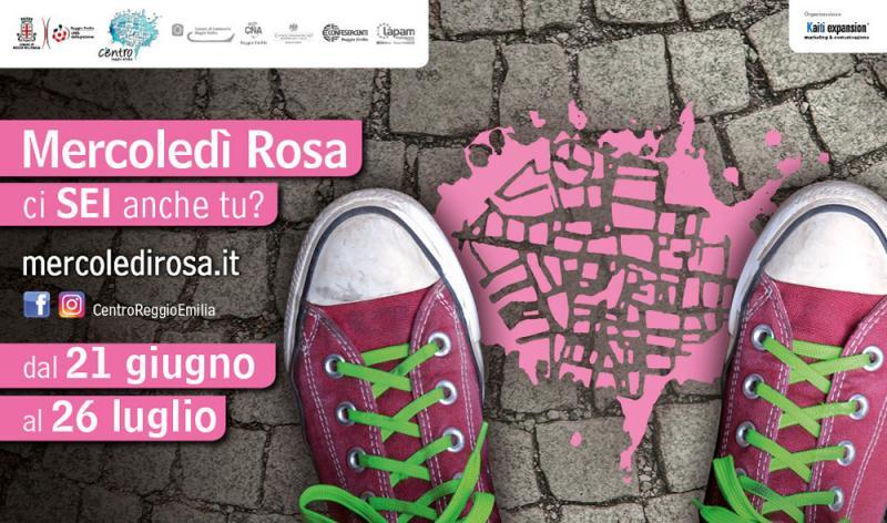 Mercoled rosa reggio emilia re 2017 emilia romagna for Sagre emilia romagna 2017